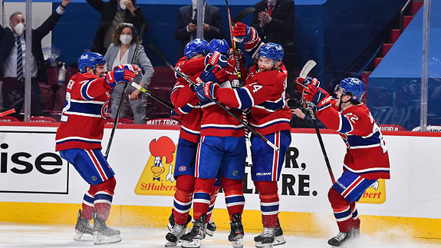 What's the formula for Montreal to beat Vegas?