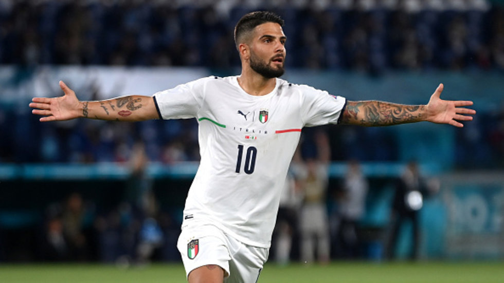 Strong start against Turkey signals different Italian side