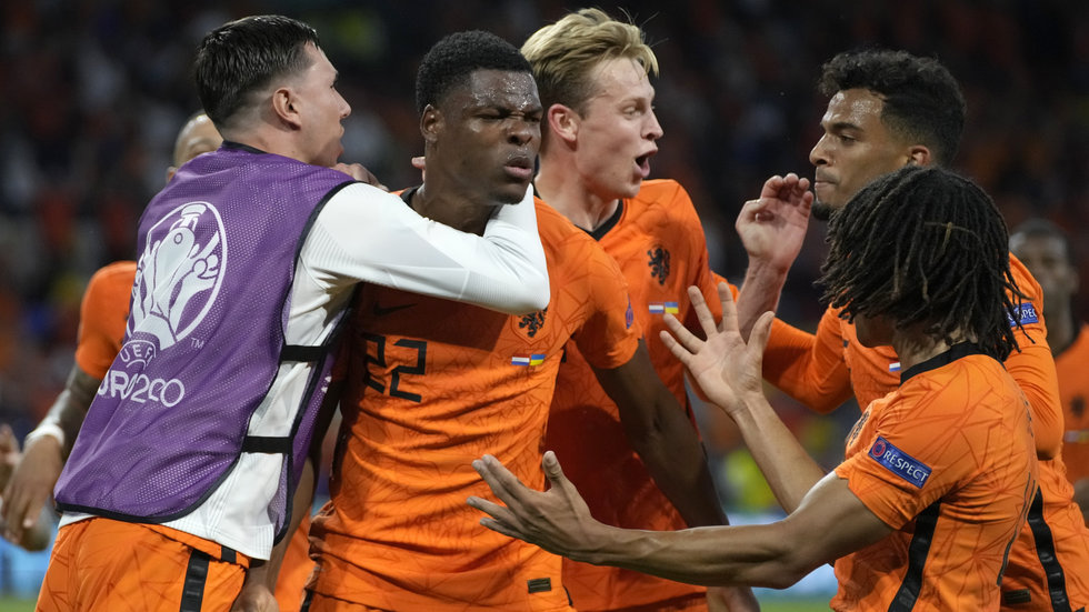 Dutch side shows resilience in high-scoring second half