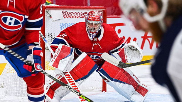 A man on a mission, Price has Habs believing they can win it all