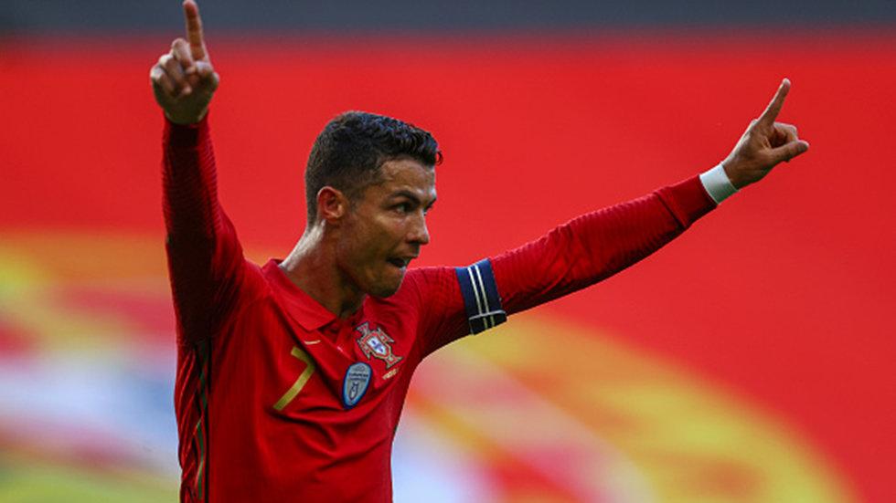 Ronaldo aiming to smash records when Portugal kicks off Euro 2020 quest