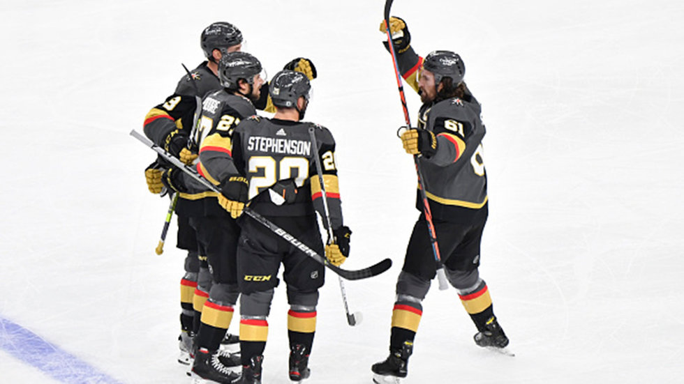 Golden Knights' defence shines in series opening win over Habs
