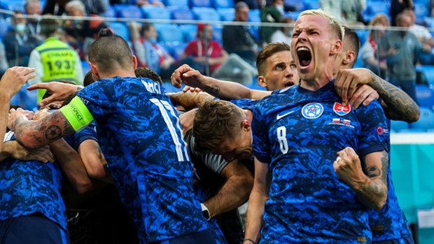 Euro 2020 extended highlights: Poland vs. Slovakia