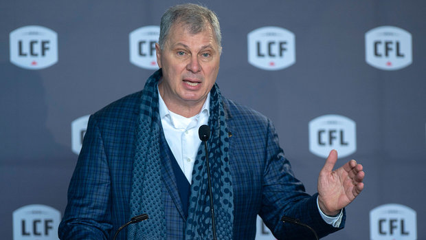 Ambrosie: 'To say this is a happy day for the CFL is a monumental understatement'