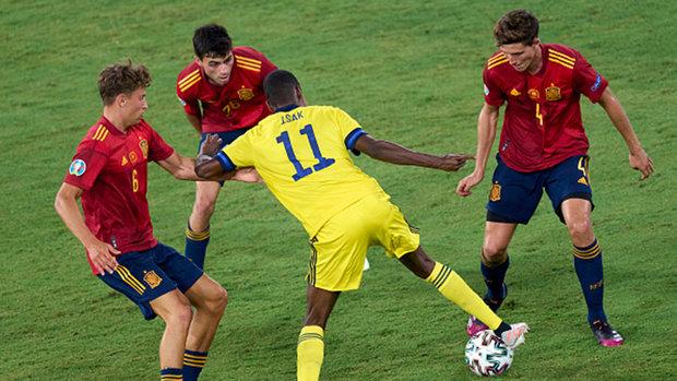 Euro 2020 extended highlights: Spain vs. Sweden