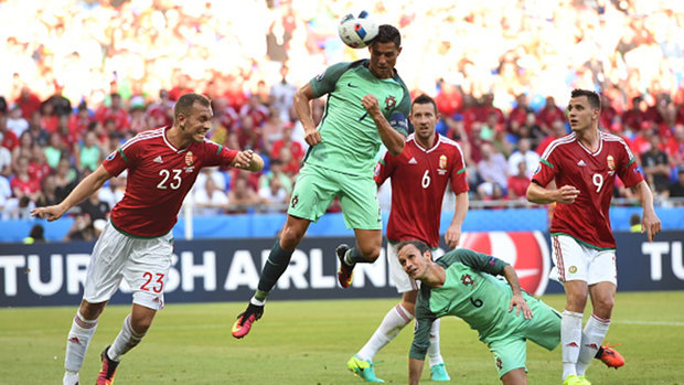 Revisiting memorable match between Portugal, Hungary from Euro 2016