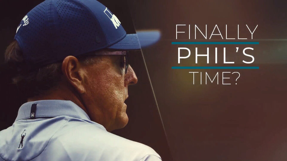 Finally Phil's Time?