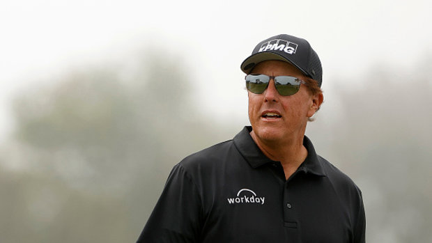 Mickelson: Torrey Pines will be a difficult test