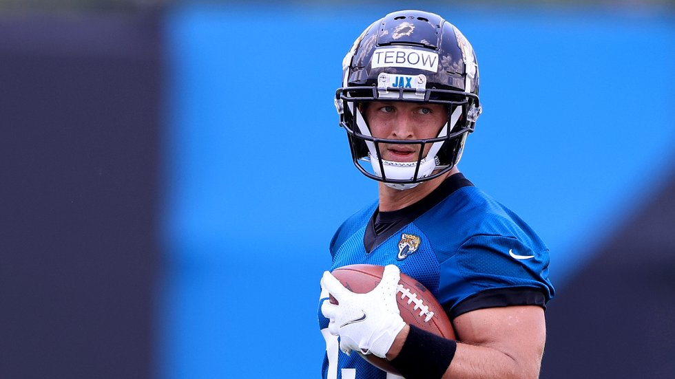 How Tim Tebow is faring so far in Jaguars minicamp