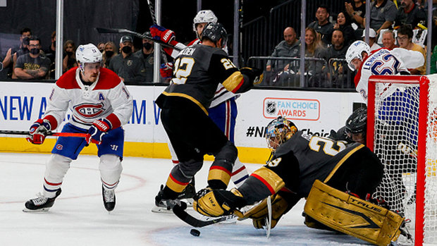 Button: Fleury is the key to the Golden Knights right now