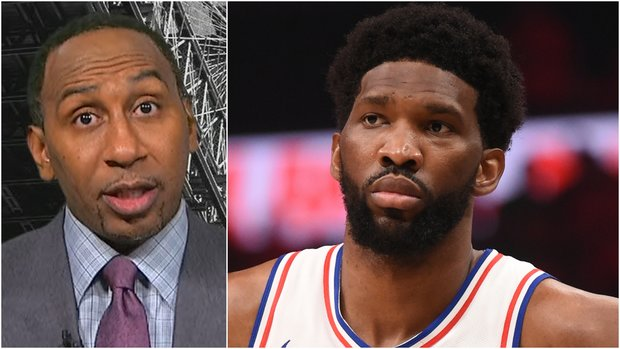 Stephen A. calls out Sixers for Game 4 collapse