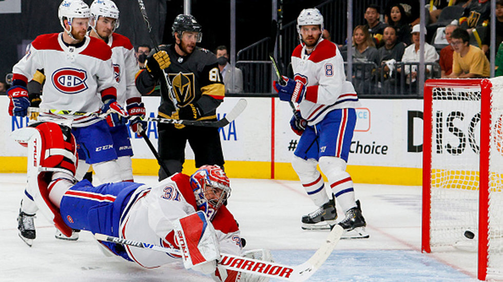 How did the Habs lose their early momentum?