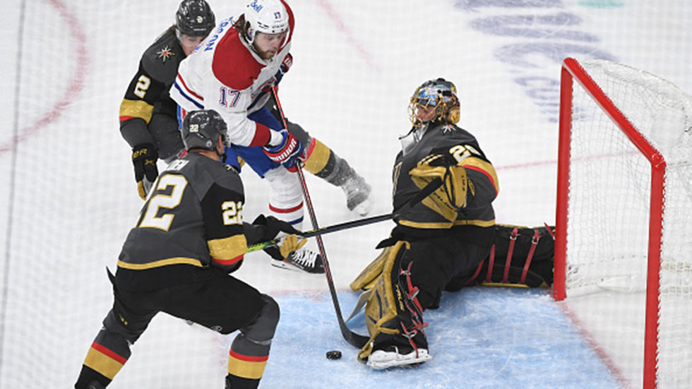 Button: Habs need to find a way to disrupt Fleury's rhythm