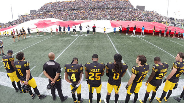 Will there be fans in the stands when the CFL returns?
