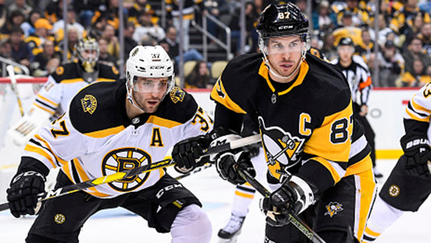Crosby, Bergeron tie for most complete player in NHLPA poll