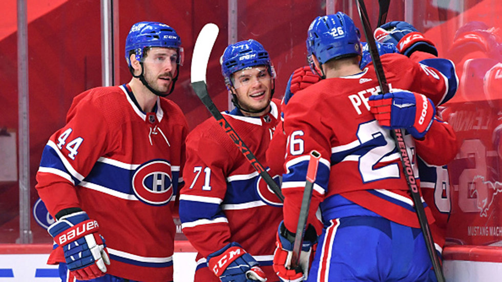 What is the key to the Habs beating the Knights?