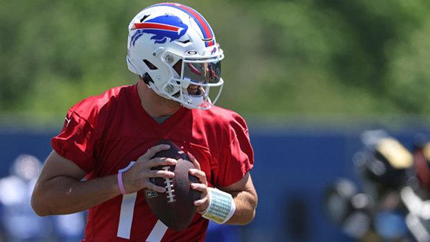 Allen believes the Bills improvement starts with him
