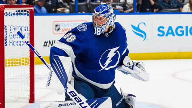 Vasilevskiy voted best goalie in NHLPA poll