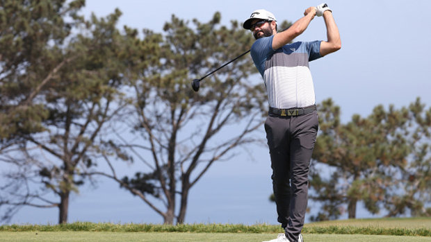 Canadian Hadwin 'feeling good' after solid start at U.S. Open