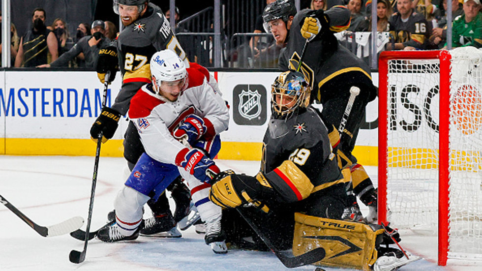 What did the Habs do differently to help them even up the series?