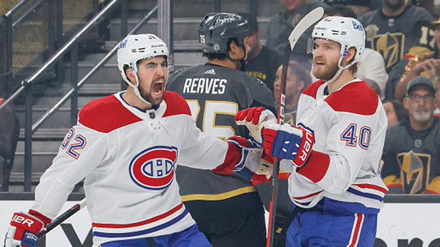 What has the Habs scoring early and often?