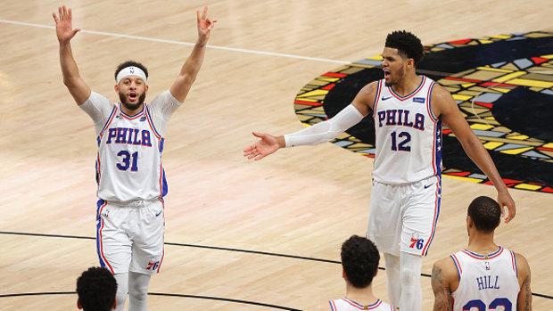 NBA: 76ers 104, Hawks 99