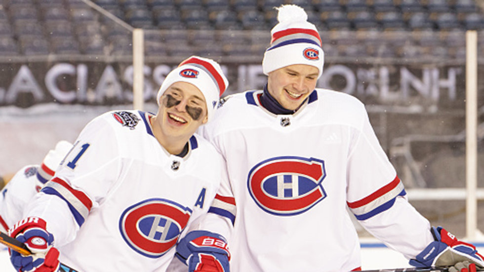 Gallagher on Lehkonen: He just makes your life so much easier