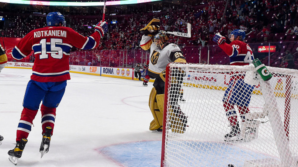 Canadiens capitalize on brutal gaffe by Fleury to pull ahead in series