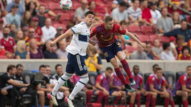 MLS: Real Salt Lake 3, Whitecaps 1