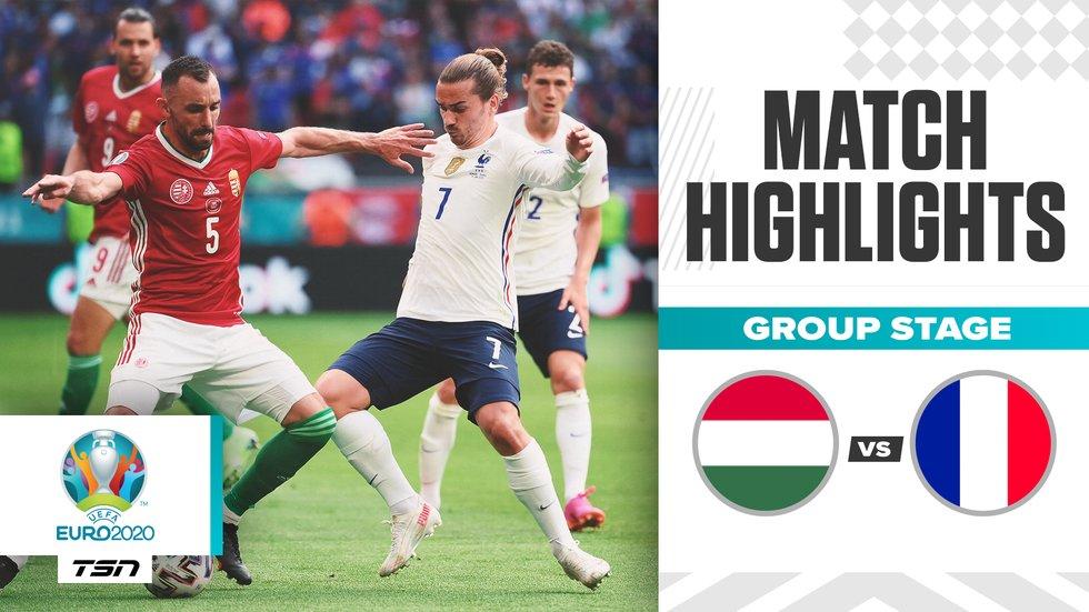 Euro: Hungary 1, France 1