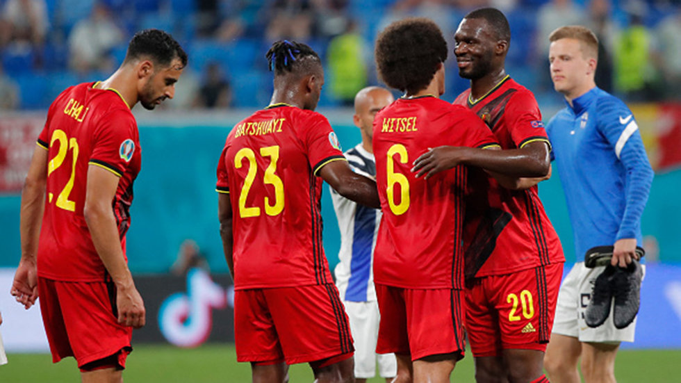 Belgium leave it late against Finland but are there serious questions to be asked of them?
