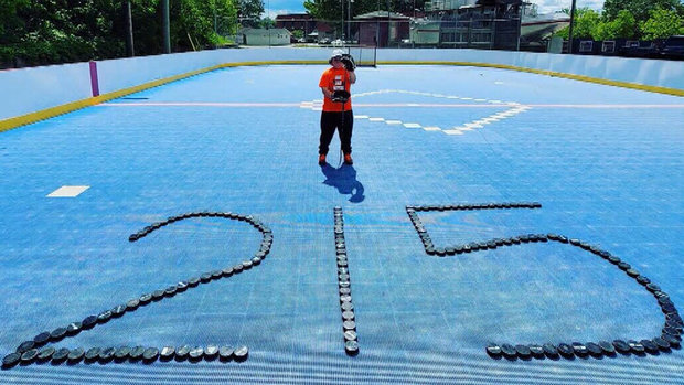 Hockey sensation Washiiyeh Jeannotte and his remarkable journey to pursue his passion