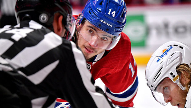 Poulin on officiating: Players have no idea what's going to be called