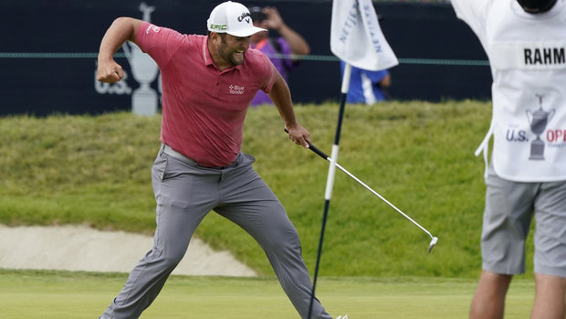 Notah Begay III has high praise for Rahm's title-clinching putts on Sunday