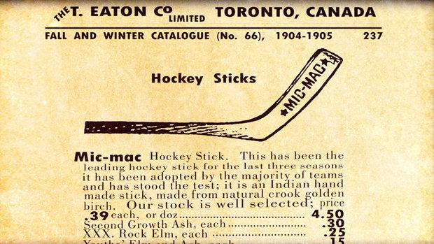 BarDown presents the Miꞌkmaq tribe and the origin of hockey