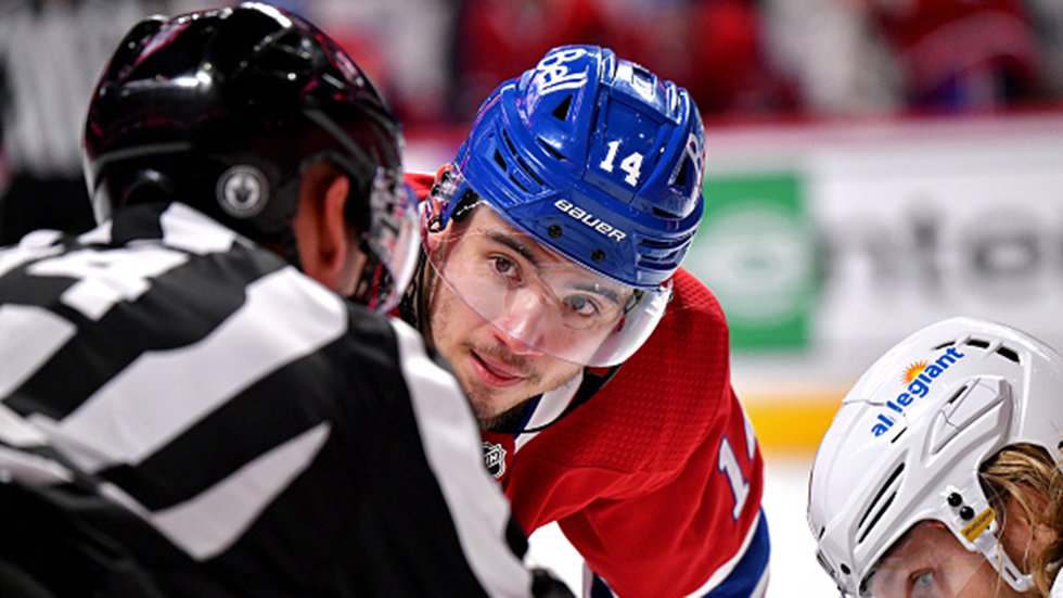Canadiens not letting officiating get into their heads