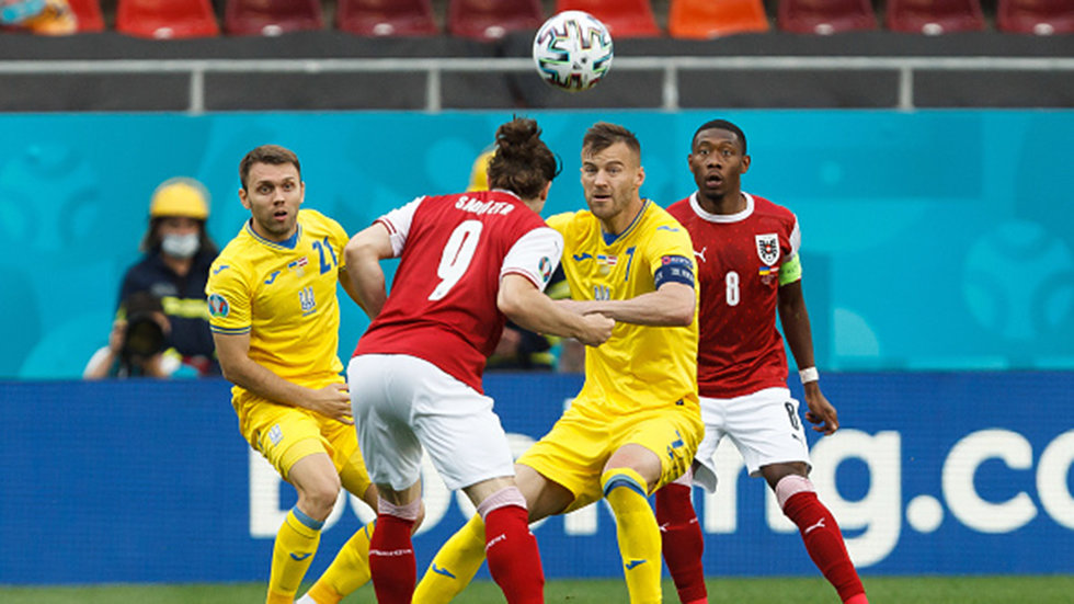 Austria take advantage of Ukraine's poor performance to secure spot in Round of 16