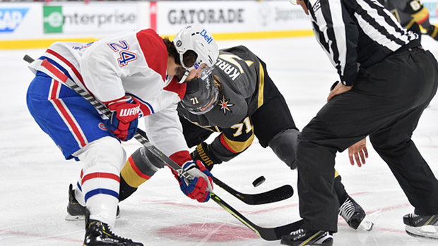 Between Two Reporters: Habs' centres dominating against Knights