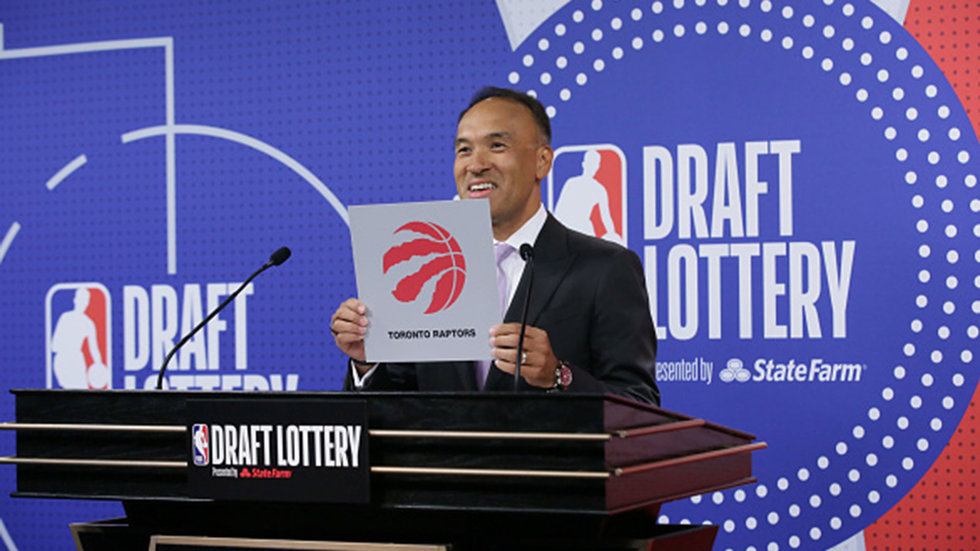 Windhorst: Moving up in the draft is a huge score for the Raptors