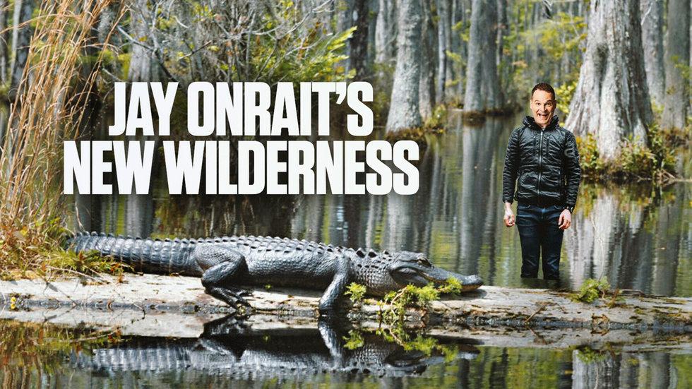 Jay Onrait's New Wilderness