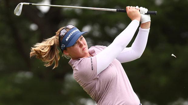 TSN Edge: What are Henderson's chances at Women's PGA Championship?
