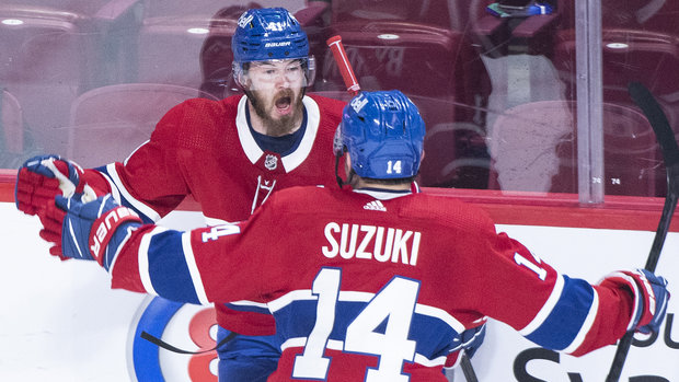 Have there been any patterns in Montreal's four elimination game wins?