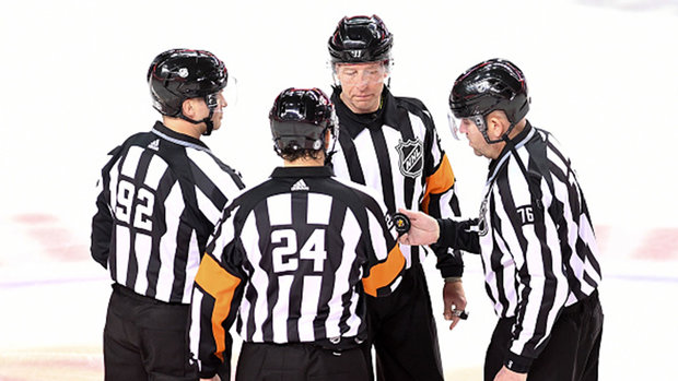 Ferraro: The league 'looks like they're clueless right now' with officiating