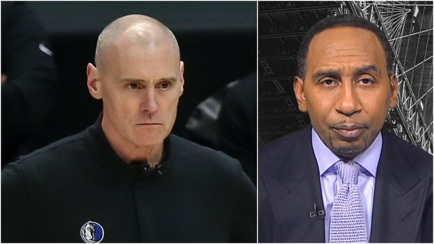How Stephen A. feels about Rick Carlisle going to the Pacers