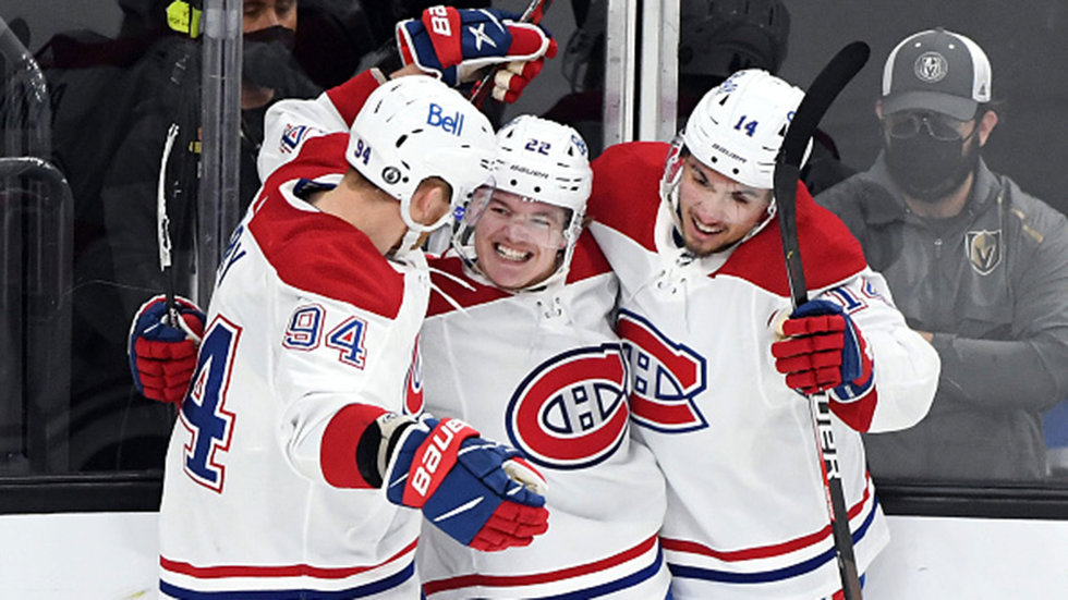 Caufield, Suzuki and the penalty kill has Habs one win from the Stanley Cup Final