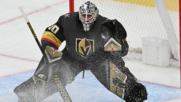 Why is DeBoer going with Lehner for Vegas' most important game of the year?