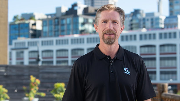 'A once-in-a-lifetime opportunity': Kraken name Hakstol first-ever head coach