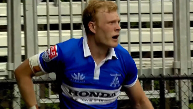 Must See: Tuculet's outstanding offload leads to Richardson finish