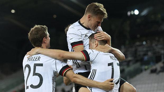 International Friendly: Germany 1, Denmark 1
