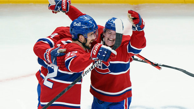 Habs ride momentum to seventh straight win and sweep of Jets